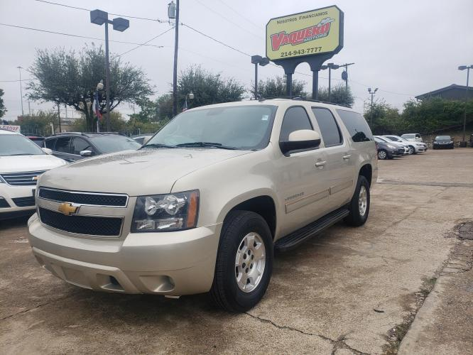 2012 Chevrolet Suburban LS 1500 2WD ( 1GNSCHE02C) with an 5.3L V8 OHV 16V FFV engine, 6-Speed Automatic transmission, located at 7512 C F Hawn Fwy, Dallas, TX, 75217, (214) 391-9600, 32.719147, -96.691788 - Photo #0