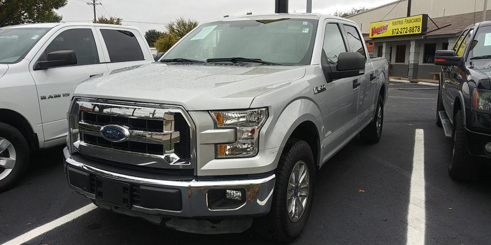 2015 Ford F-150 King-Ranch SuperCrew 5.5-ft. Bed 2WD