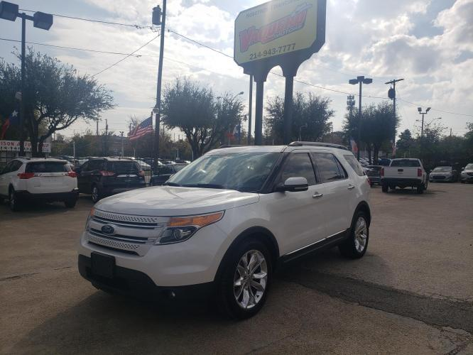 2011 Ford Explorer Limited FWD (1FMHK7F88BG) with an 3.5L V6 DOHC 24V engine, 6-Speed Automatic transmission, located at 7512 C F Hawn Fwy, Dallas, TX, 75217, (214) 391-9600, 32.719147, -96.691788 - Photo #0